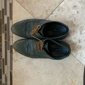 Shoes - Olive mens shoes